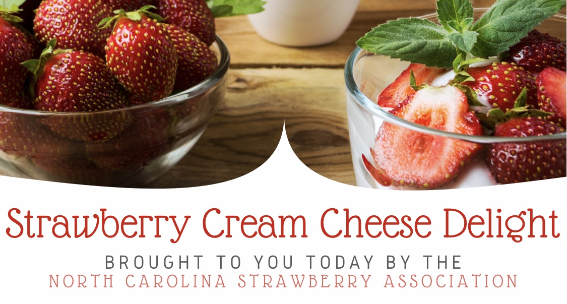 Strawberry Cream Cheese Delight